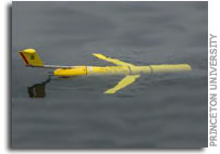 Underwater robots work together without human input
