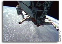 Spacewalkers Continue Preps for Truss Operations