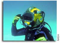 NASA Continues Space Exploration Research With Undersea Lab