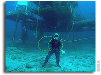 NASA Announces Undersea Mission to Include First Flight Surgeon
