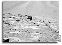 Mars Rover Opportunity Status 11 August 2006