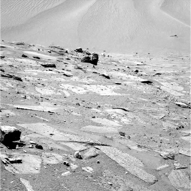 NASA Mars Rover Opportunity Status 11 August 2006