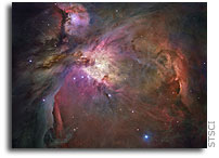 NASA'S Hubble Reveals Thousands of Orion Nebula Stars