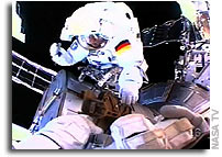 NASA Space Station Status Report 3 August 2006