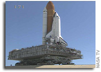 NASA Decides to Move Shuttle Atlantis Off Launch Pad