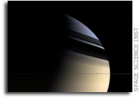 NASA's Cassini Spacecraft Marks Mission Halfway Point