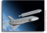Northrop Grumman Proposes Space Missions to Go ... in 48 Hours or Less