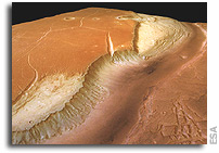 ESA Mars Express Images: Kasei Valles outflow channel system