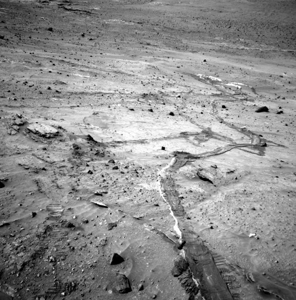 spirit rover status - photo #12