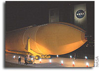 Shuttle tank sensors an issue again in launch processing