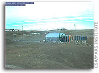 Arthur Clarke Mars Greenhouse Webcams Online on Devon Island