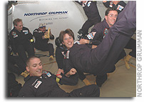 30 Teachers Representing 4 States to Defy Gravity in Washington, D.C. As Part Of The Northrop Grumman Foundation Weightless Flights Of Discovery
