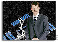 ESA astronaut Paolo Nespoli assigned to crew for Shuttle flight STS-120