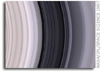 Saturn's Rings To Shine As Never Before