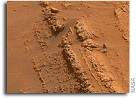 NASA Mars Rovers Head for New Sites After Studying Layers