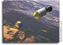 NASA to Partner With AirLaunch LLC on Small Satellite Development