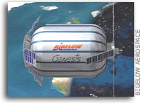 Bigelow Reveals Space Business Plan