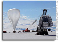 BLAST off: Balloon-borne instrument to probe far-off galaxies