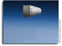 The SpaceX Dragon: America's First Privately Financed Manned Orbital Spacecraft?