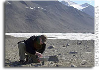 Collaboration is key to Antarctic Dry Valleys work
