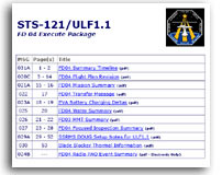 STS-121/ULF1.1 FD 04 Execute Package