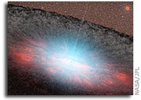 NASA Galaxy Hunter: Huge Black Holes Stifle Star Formation