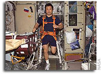 Trip to Mars Will Challenge Bones, Muscles: Former Astronaut calls for More NASA Research on Exercise in Space