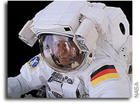 Reiter breaks European space endurance record
