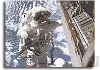 NASA Sets Briefing to Preview Series of Space Station Spacewalks