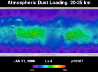 Orbit 32507 dust map