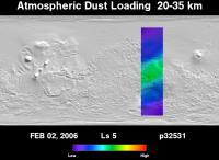 Orbit 32531 dust map