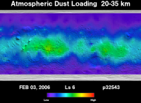 Orbit 32543 dust map