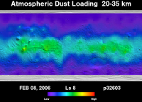 Orbit 32603 dust map