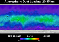 Orbit 32639 dust map