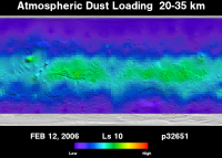 Orbit 32651 dust map