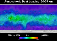 Orbit 32663 dust map