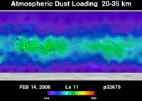 Orbit 32675 dust map