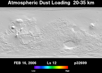 Orbit 32699 dust map