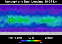 Orbit 32723 dust map