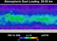 Orbit 32735 dust map