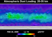 Orbit 32747 dust map