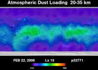 Orbit 32771 dust map