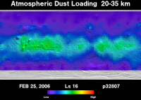 Orbit 32807 dust map