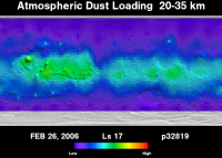 Orbit 32819 dust map