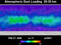Orbit 32831 dust map
