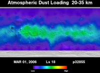 Orbit 32855 dust map