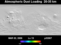 Orbit 32867 dust map
