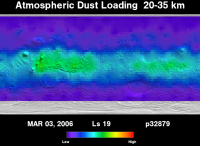 Orbit 32879 dust map