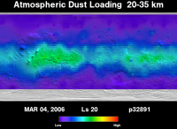 Orbit 32891 dust map