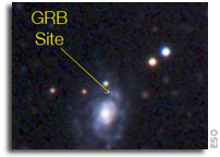 The Dark Side of Nature: the Crime was Almost Perfect -  VLT Uncovers New Way to Form Black Hole
